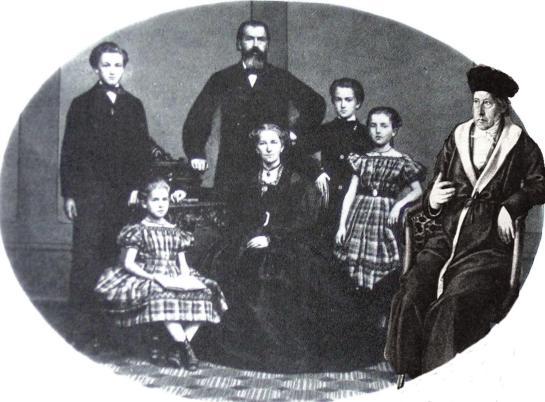 Hegel_Familie